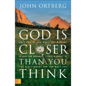 God is closer - book front