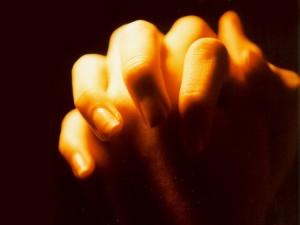 Hands at Prayer